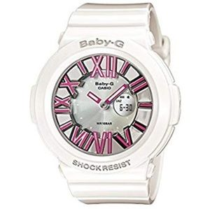 Casio Baby G shock resistant watch